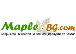 Logo Deisign of Importing company of maple syrup